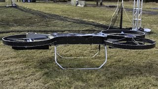 الجيش الأمريكي ينجح في تجربة ''الموتوسيكل الطائر''.. فيديو