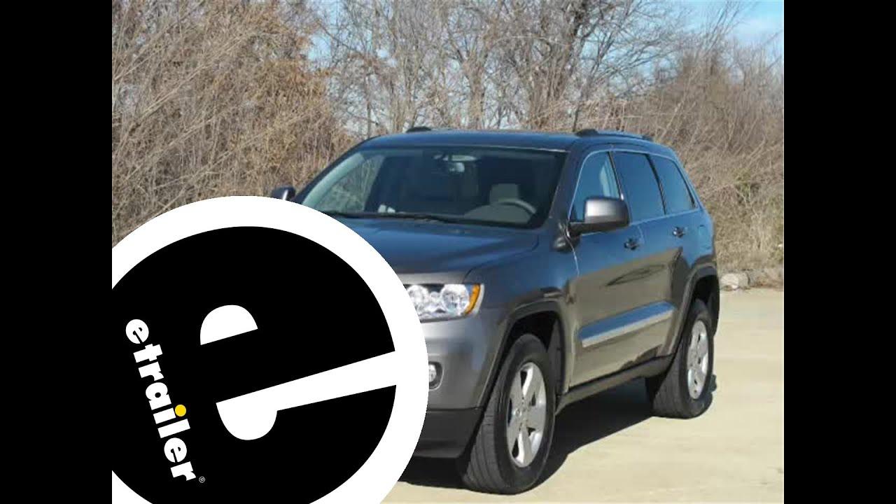Husky Cargo Floor Liner Review 2012 Jeep Grand Cherokee