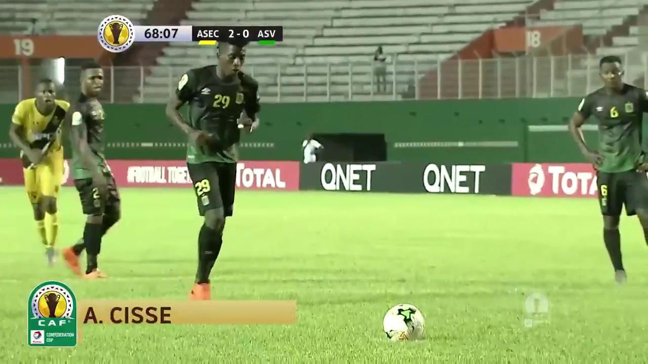 Download CAF Confederation Cup top saves