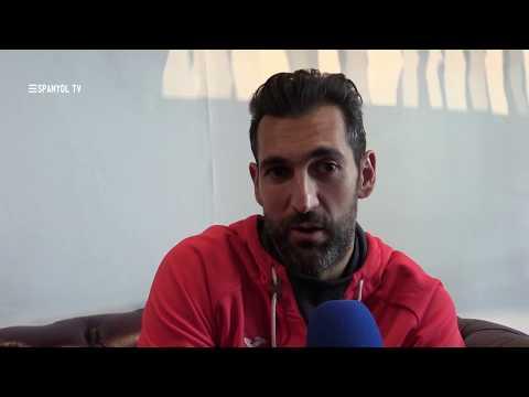 """Diego López: """"Hay que respetar lo que el cuerpo pide para curarse bien"""""""