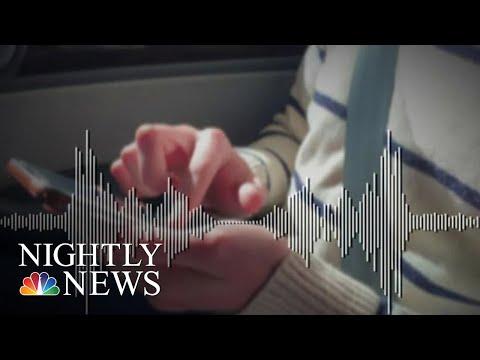 Uber Testing Program That Lets Passengers Record Audio | NBC Nightly News