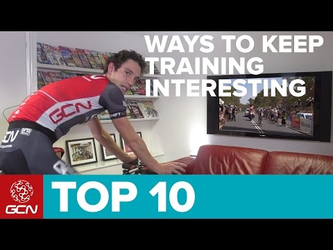 Top 10 Ways To Make Indoor Training More Interesting