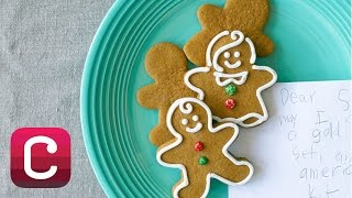 The Wilton Method: Gingerbread House And Cookies With Emily Tatak Of Wilton I Creativebug