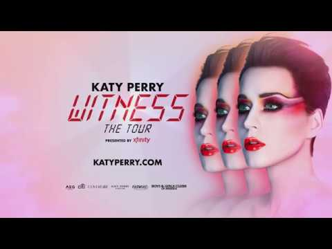WITNESS Katy Perry at Vivint Smart Home Arena 11.24.2017