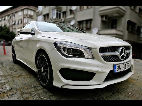 Mercedes CLA 200 Amg | Test Sürüşü (Sohbet Tadında)