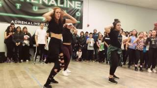 All Time Low @jonbellion Hip Hop Dance  Choreography By @mattsteffanina