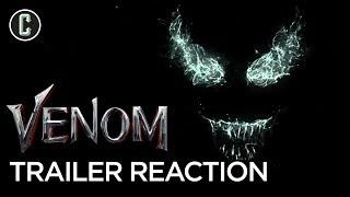 Venom Teaser Trailer Reaction & Review
