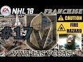 "NHL 18: Vegas Golden Knights Franchise #17 ""INSANE DRAFT"""
