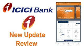 iMobile New Update Review | ICICI Bank Mobile Banking New App