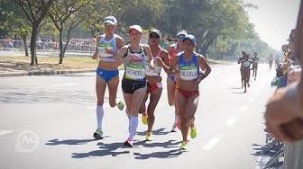 Der Geist des Olympischen Frauen-Marathon 2016 in Rio | larasch Einblicke