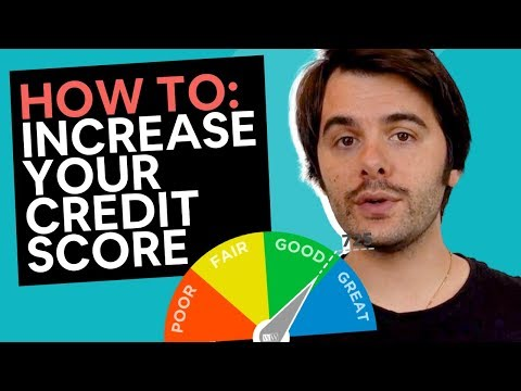 How To Improve Your Credit Score [7 Techniques For 2020]