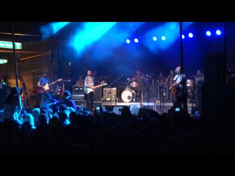Lead Singer of Modest Mouse Loses it on Idiot @ Crescent Ballroom Phoenix