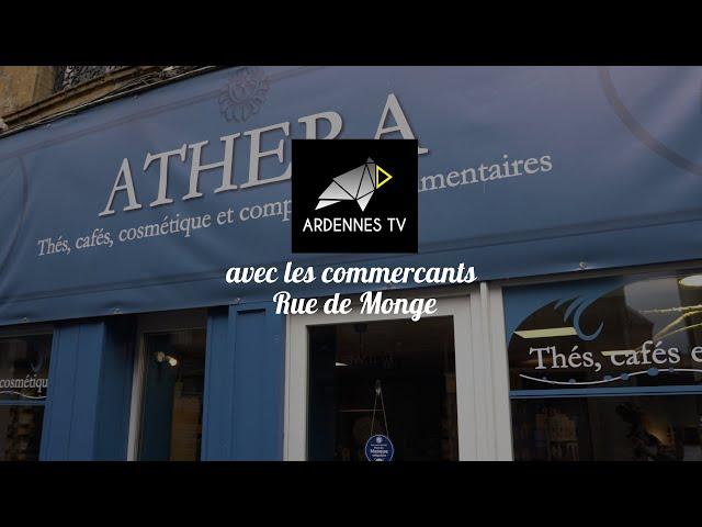 COMMERÇANTS DE CHARLEVILLE-MEZIERES - Rue Monge