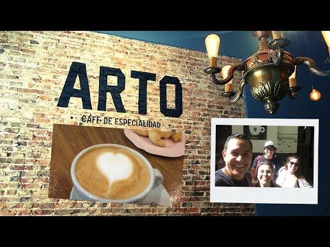 ARTO Café de Especialidad ☕️ feat. @CososXelMundo | ROSARIO, ARGENTINA 🇦🇷 | VLOG VIAJANTE 🌎