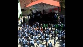 Moshing pensi X-KANUBY with MY CRAZY HOMEE