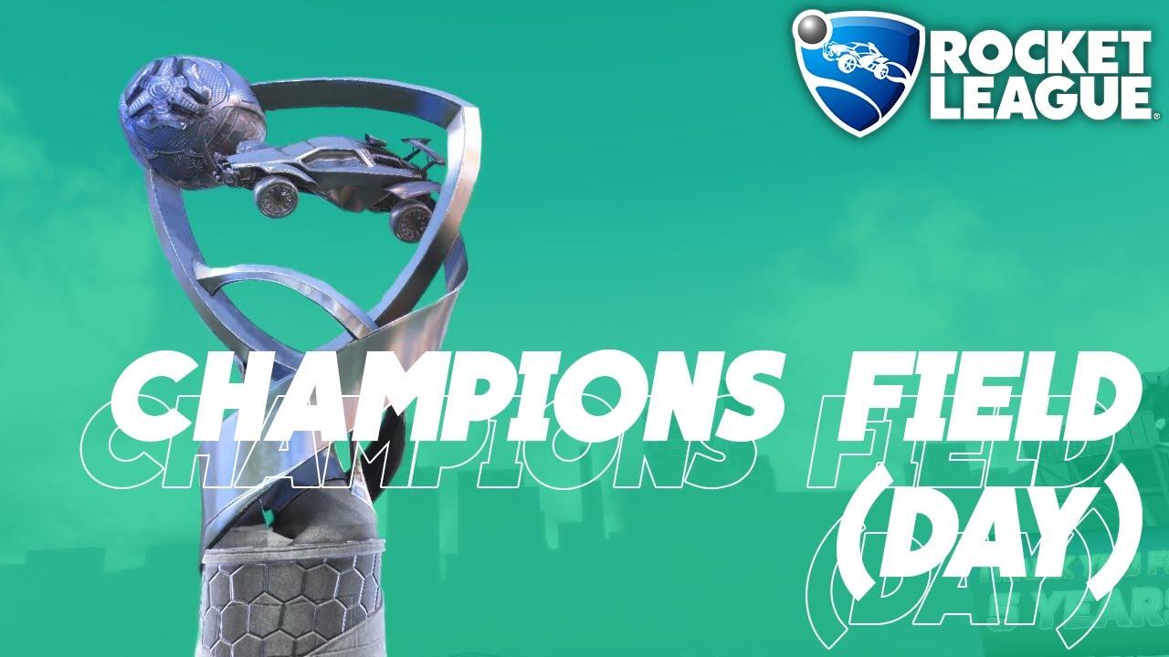 Champions Field Day Rocket League Cinema Youtube