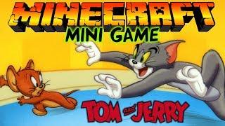 Том и Джерри в Майнкрафт: Мини игры [Tom and Jerry]