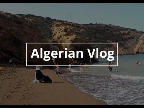 My Journey To Algeria's Beni Saf  (Algerian Vlog)/ El Ourdania plage Beni Saf Ain Temouchent