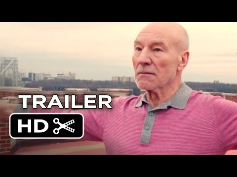 Match Official Trailer 1 (2015) - Patrick Stewart, Carla Gugino Movie HD