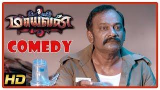 Tamil Comedy Scenes | Maayavan Tamil Movie Comedy | Bagavathi Perumal | Sundeep