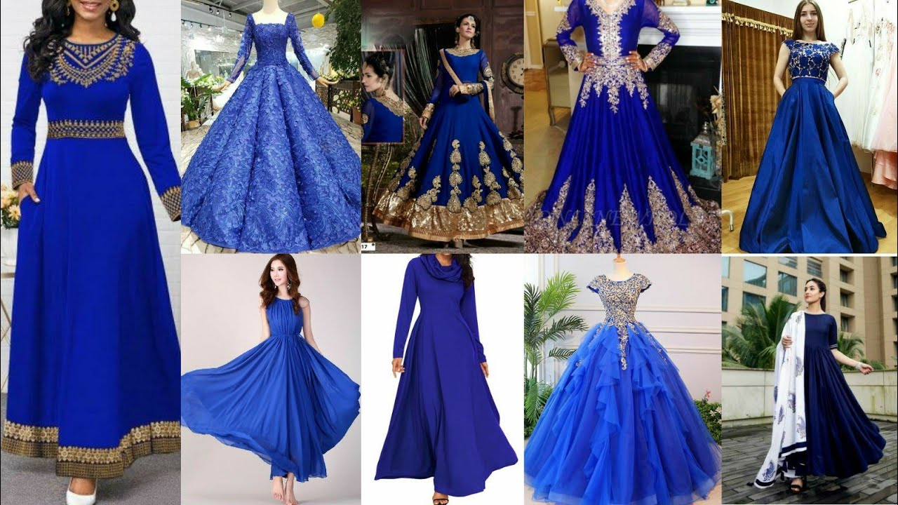 Blue goes with what color dress royal What Color