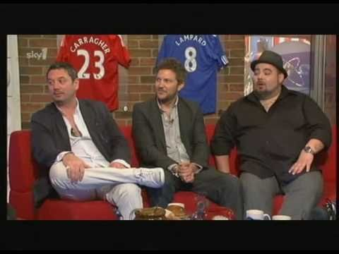 Fun Lovin' Criminals on Soccer AM - Part 1
