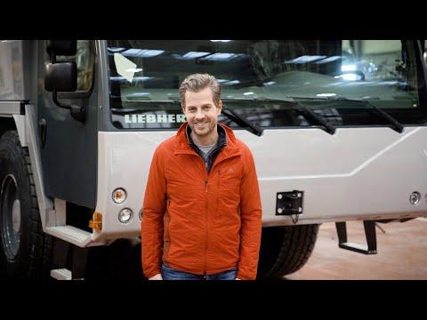 Liebherr – Mobile and Crawler Cranes Upload 01/2021