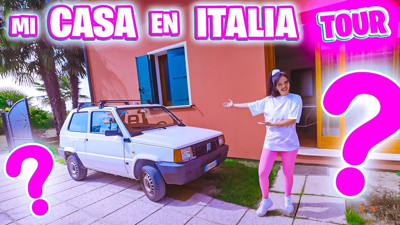 MI CASA en ITALIA con 11 GATOS! 🔥 HOUSE TOUR ITALY 🔥 Sandra Cires Art
