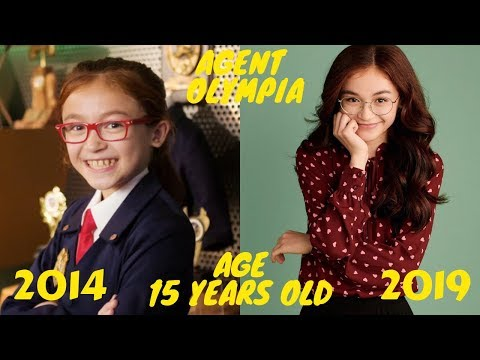 Odd Squad Before And After 2019 (Real Name And Age)