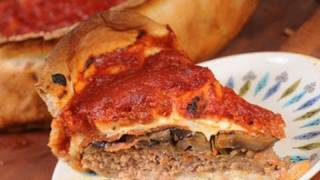 In the Kitchen with Ken - Chicago Style Deep Dish Pizza