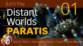 Distant Worlds ~ Paratis ~ 01 Insects Insects Insects