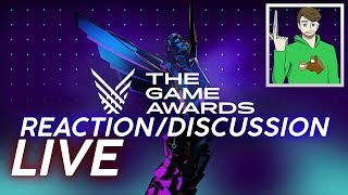 The Game Awards 2018 | Live Reaction/Discussion Stream