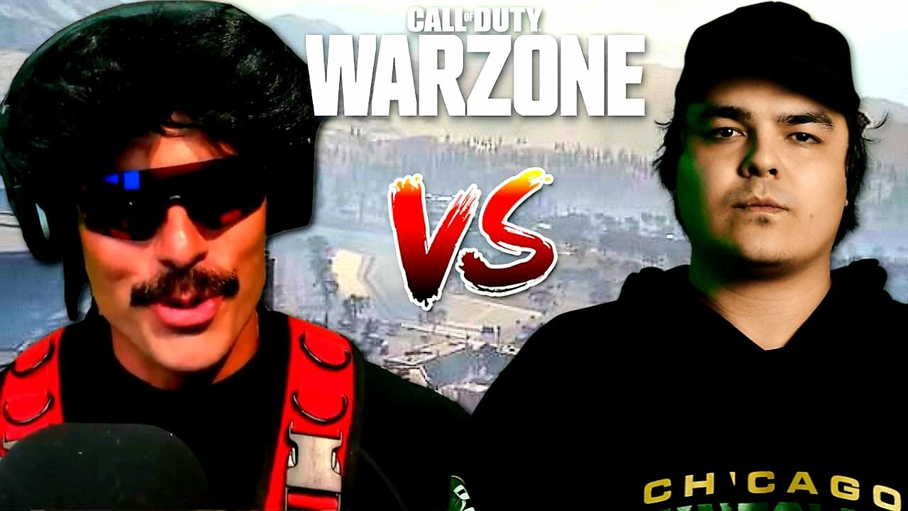 DrDisrespect BEATS The Best COD Player 'Formal' in $210,000 Warzone Tourney!