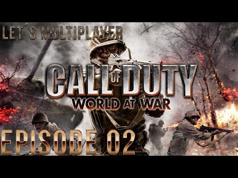 Let´s Multiplayer Call of Duty World at War - Episode 02 [Xbox360/German/HD]