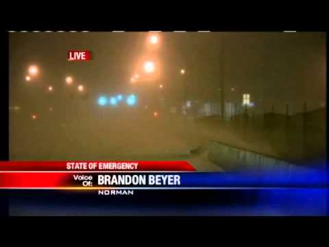 Roads Report: Blizzard In Norman