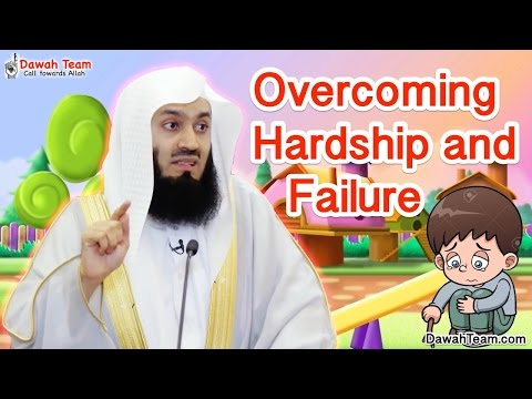 Overcoming Hardship and Failure ᴴᴰ ┇Mufti Ismail Menk┇ Dawah Team