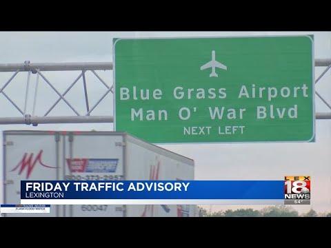 Lexington Traffic Advisory