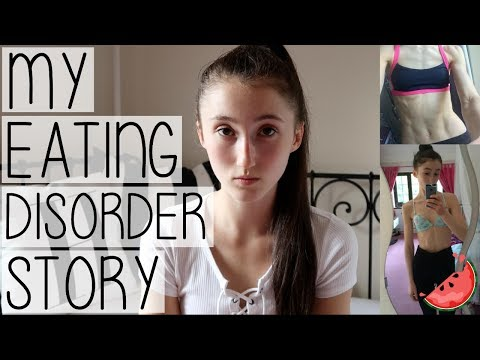 MY EATING DISORDER STORY (WITH PICTURES) | MY HEALTH STORY #002 | HOLLY GABRIELLE