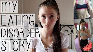 One of Holly Gabrielle's most viewed videos: MY EATING DISORDER STORY (WITH PICTURES) | MY HEALTH STORY #002 | HOLLY GABRIELLE