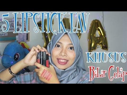 5-produk-lipstick-ter-fav- -cocok-untuk-bibir-yang-gelap-&-kering- -iva