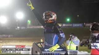 Video Highlights: USAC Western Midgets at Placerville Speedway - March 23, 2016 download MP3, 3GP, MP4, WEBM, AVI, FLV Desember 2017