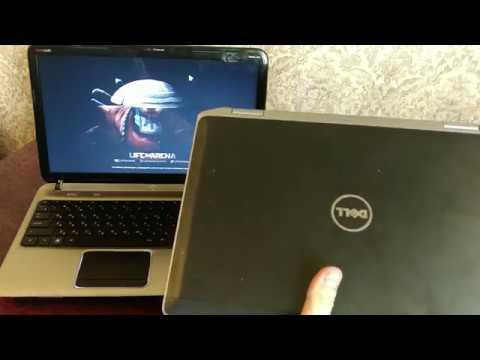 Юла + Авито / HP Dv6 / Играем на ноутбуке из 3х пакетов.