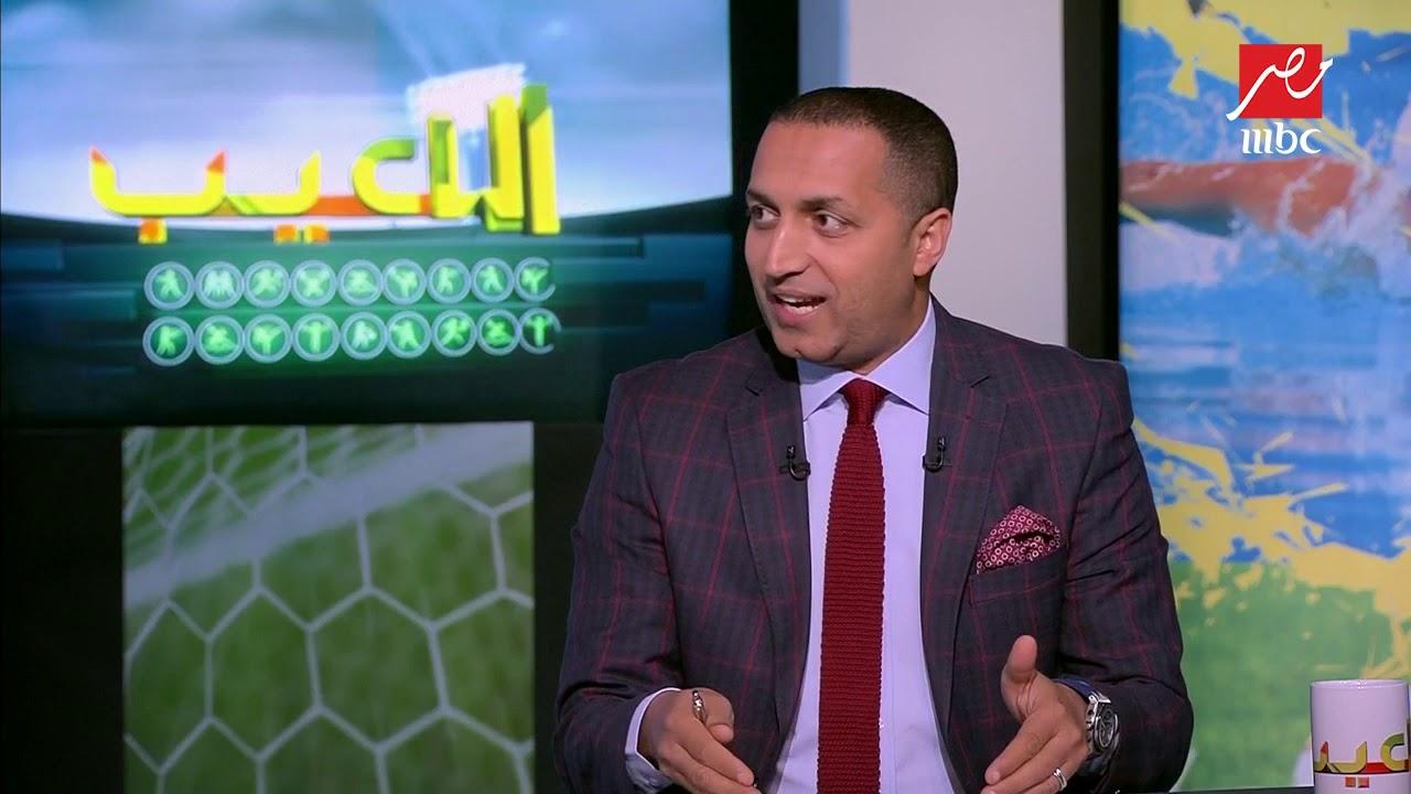 إيهاب الخطيب يفسر لماذا لم يضع الأهلي بند يمنع مشاركة عمار حمدي لاعب الاتحاد ضده