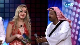 مسرح النهار - رمضان صبحي واقف على الكورة - بلحن يا طيبة القلب وينك :D