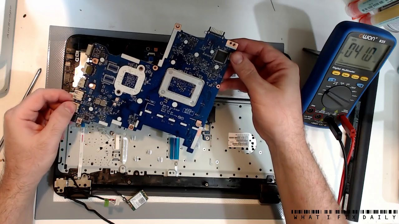 HP 250 G5 Laptop: No power - not quite what I was expecting