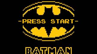 Batman Theme 8 bit