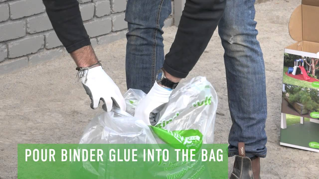 Rubber floor mats bunnings - How To Lay Pour In Place Rubber Wetpour Surfacing