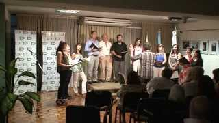 Southern Cross Open Choir -  Fair Phillis I Saw