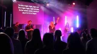 Opptak fra releasekonsert med Stagedive Live - Frikjent