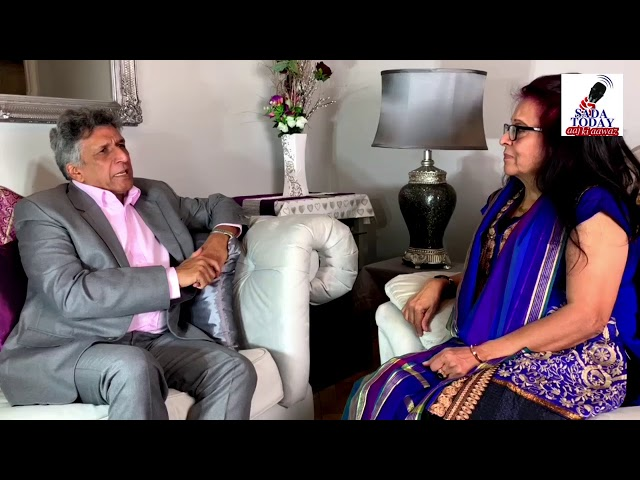 Sada-e-London by Sudha sharma , Interview with stage and Bollywood actor Krishan Tandon Part -2